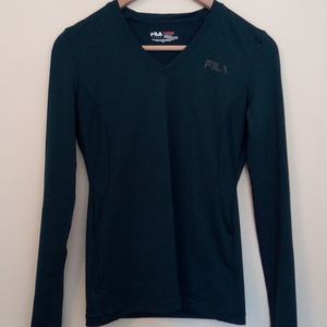 Fila Sport Long Sleeve Shirt XS